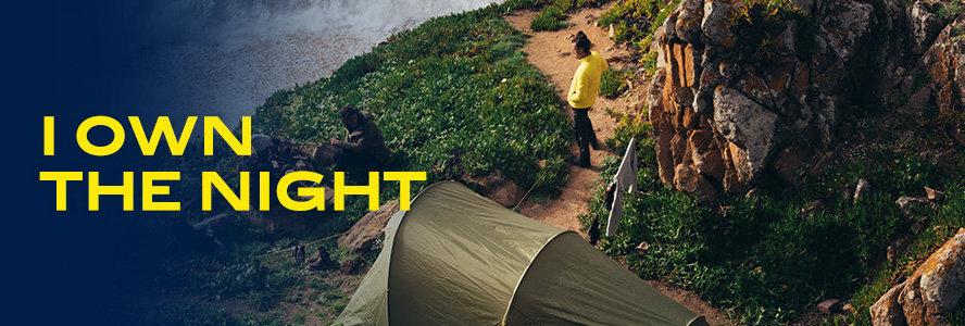Lichtgewicht & compacte tenten
