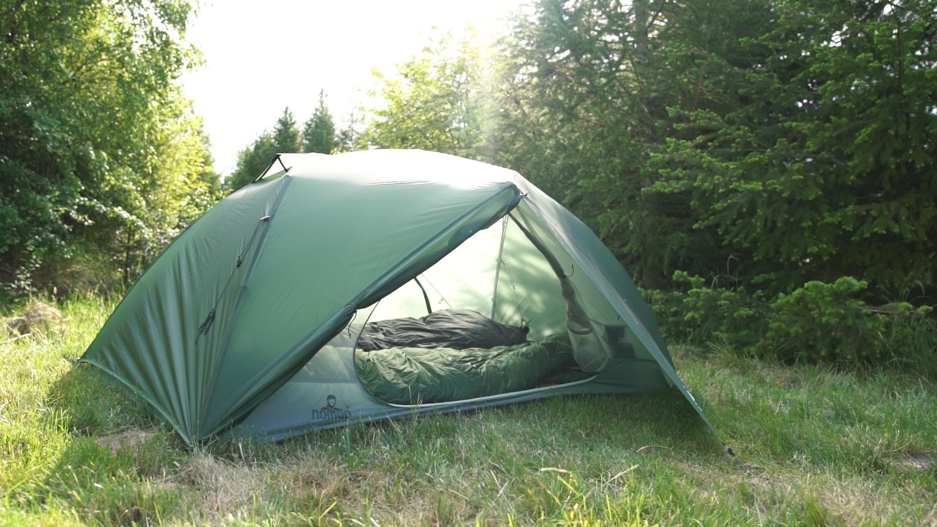 NOMAD  Jade Tent 6