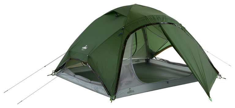 NOMAD® Jade tent front