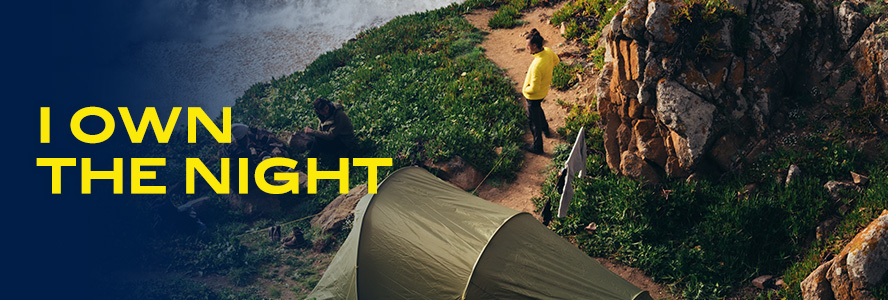 Lightweight & compact tents